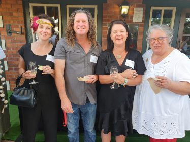 Michelle Wright, Leif Thomas, Cilla Bevan and Barbara Maidment