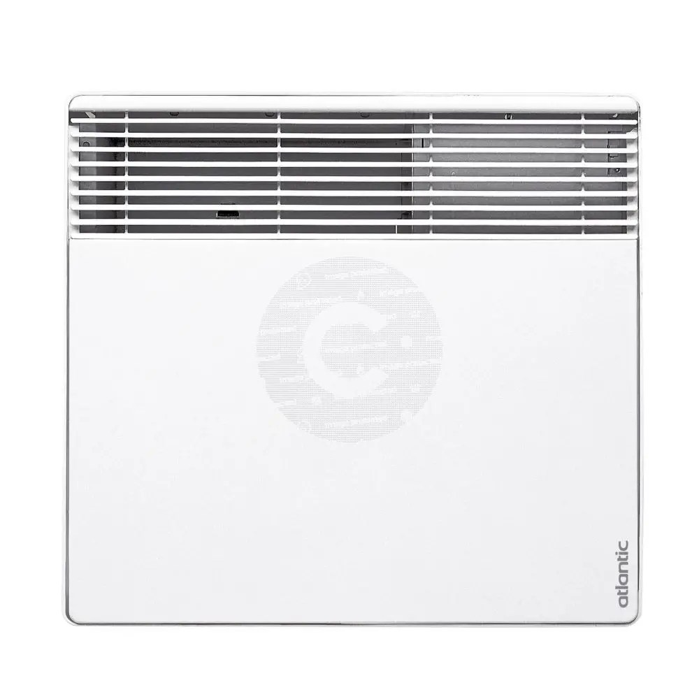 Atlantic F127 White 500w Electric Panel Convector Radiator