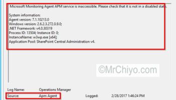 Scom 2016 certificate errors event id 20049 mrchiyo scom 2016 apm linked to iis application pool failures yelopaper Gallery