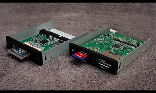 Akai MPC Upgrade Kits ~ CF-2000XL & MC-2000XL CF/SD Media Card Readers
