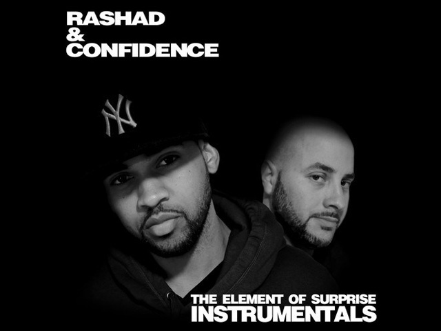 "Rashad & Confidence ""The Element of Surprise"" (Instrumentals)"