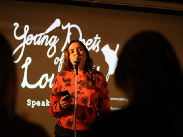 MRC Interviews Spoken Word Poet Mackenzie Berry