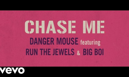 """Danger Mouse – """"Chase Me"""" ft. (Run The Jewels & Big Boi) Video"""