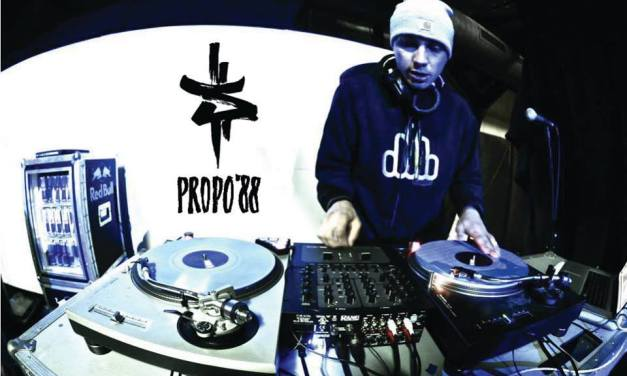 Dutch DJ Propo'88 Of Da Shogunz Interview