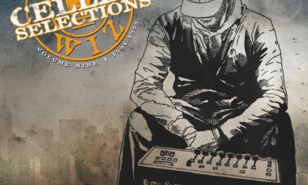 "Nick Wiz – ""Cellar Selections 9"" 2 x LP Gentleman's Relief Records"