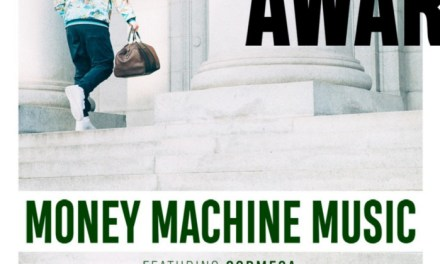 "AWAR ft. Cormega – ""Money Machine Music"" (Prod. Vanderslice) [LISTEN]"