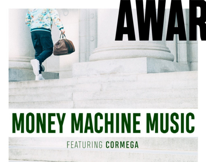 AWAR feat. Cormega – Money Machine Music (Prod. Vanderslice) [LISTEN]
