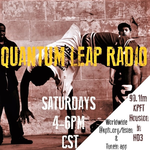 Houston's 'Quantum Leap Radio' Interview