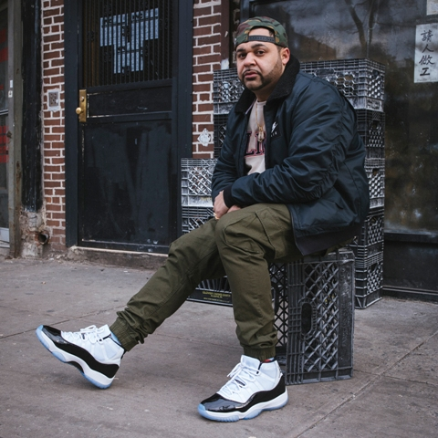 "Joell Ortiz ft. Big K.R.I.T. ""Learn You"" (Listen)"