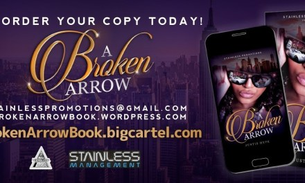 "Justis Hype's New Book ""A Broken Arrow"" Interview"
