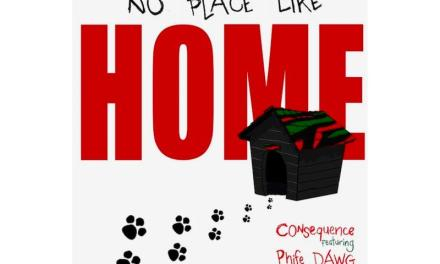 """Consequence ft. Phife Dawg """"No Place Like Home"""""""