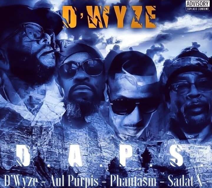"""D'Wyze, Aul Purpis, Phantasm, & Sadat-X """"Real Ones"""" Explicit Version"""