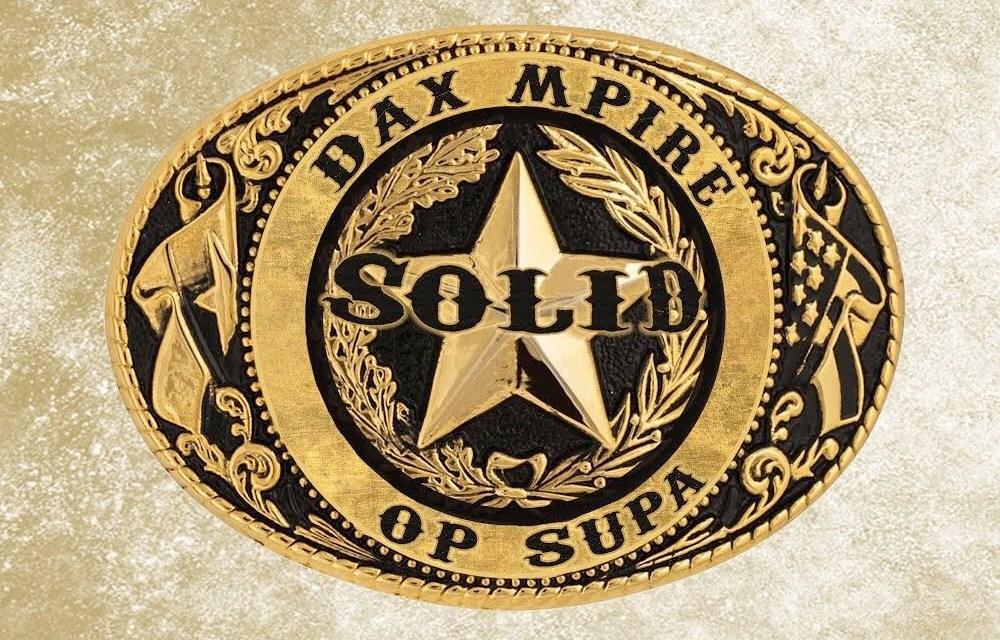 """New Dax Mpire """"Solid"""" (Album)"""