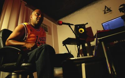 L.A.'s DJ Lord Ron S Dot Central League Interview