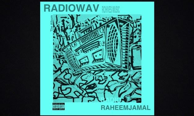 Raheem Jamal (Project Move) – Radiowav (LP)