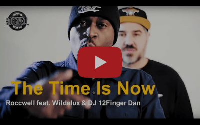 """New Roccwell, Wildelux and DJ 12 Finger Dan – """"The Time Is Now"""" (Video)"""