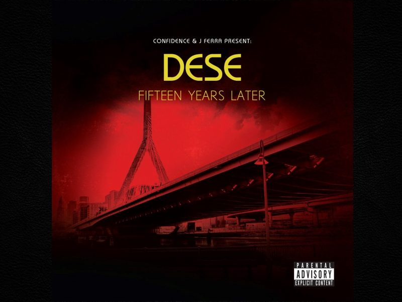Confidence & J Ferra Present: Dese 15 Years Later (LP)
