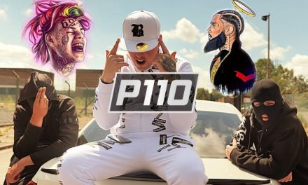 "P110 / Black Jack UK – ""Snitch9ine"" (6ix9ine Diss) [Video]"