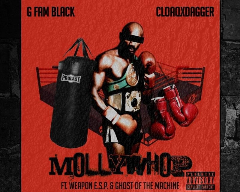 G FAM BLACK 'Mollywhop' ft. Weapon E.S.P. & Ghost of the Machine (Savageland) Audio