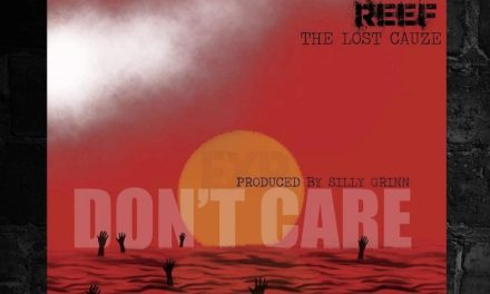 """Jay Kinser (EXP The Expendables) – """"Don't Care"""" ft. Reef the Lost Cauze"""