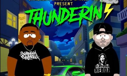 "Shabaam Sahdeeq & Nick Wiz – ""Thunderin"" Video"