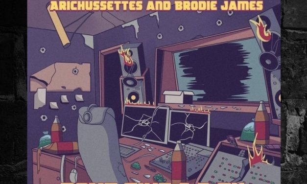 "Arichussettes ""Dont Give A Fuck"" ft. Brodie James x DJ Slipwax (Single)…"