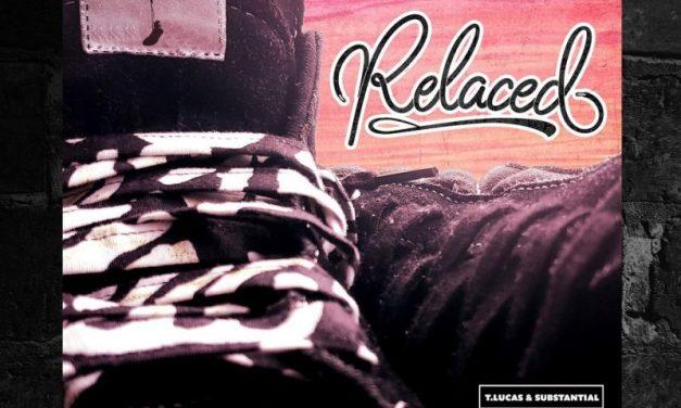T.LUCAS & SUBSTANTIAL – DIRTY SNEAKERS: RELACED