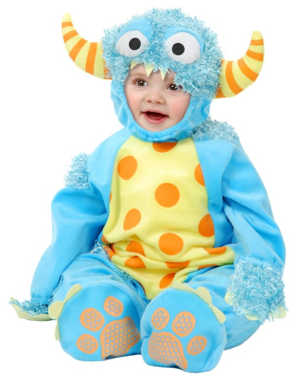 Mini Monster Baby Costume Mr Costumes