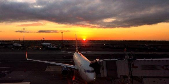 JFK_Airport_Sunrise