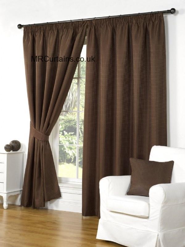 modern floral curtains