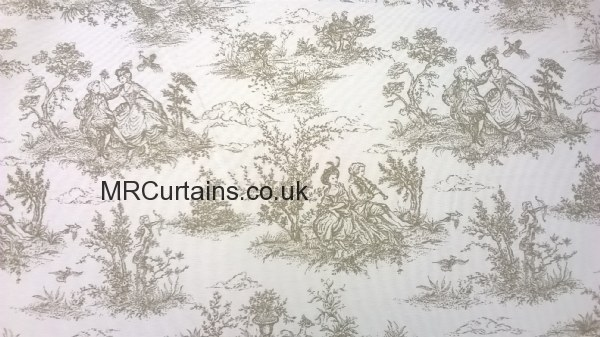 Maire Toile De Jouy By Chatham Glyn Fabrics Curtain Fabric
