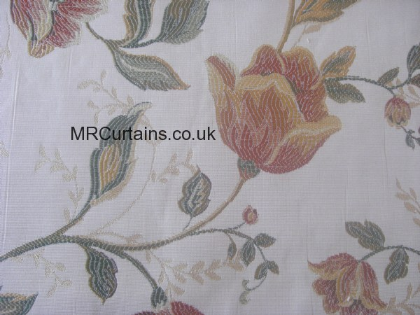 Acacia By Style Furnishings Curtain Fabric Natural 2520