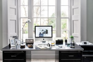 Ten Sleek Home Office Interior Design Ideas