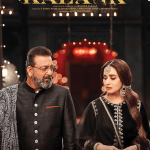SANJAY DUTT AND MADHURI DIXIT LOOKS GREAT IN KALANK MOVIE POSTER