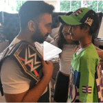 RAJ KUNDRA PLAYING WITH HIS SON & DAUGHTER-WATCH NOW