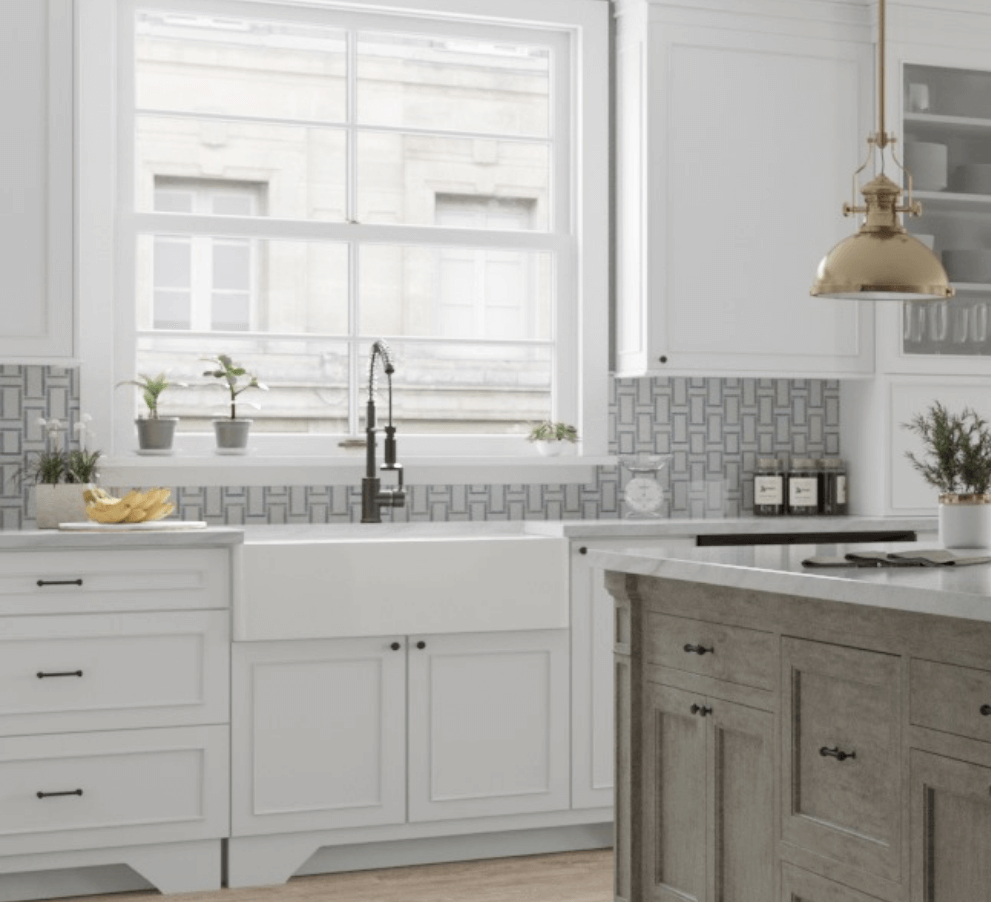 kitchen sink mounting styles which