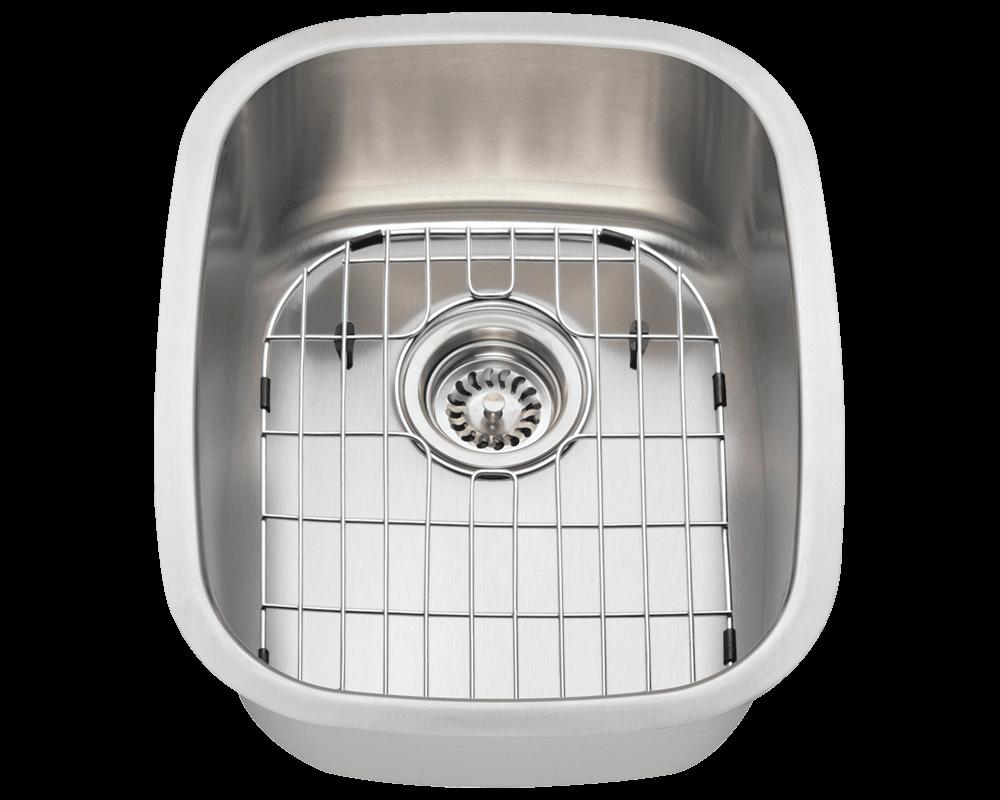 1815 stainless steel bar sink