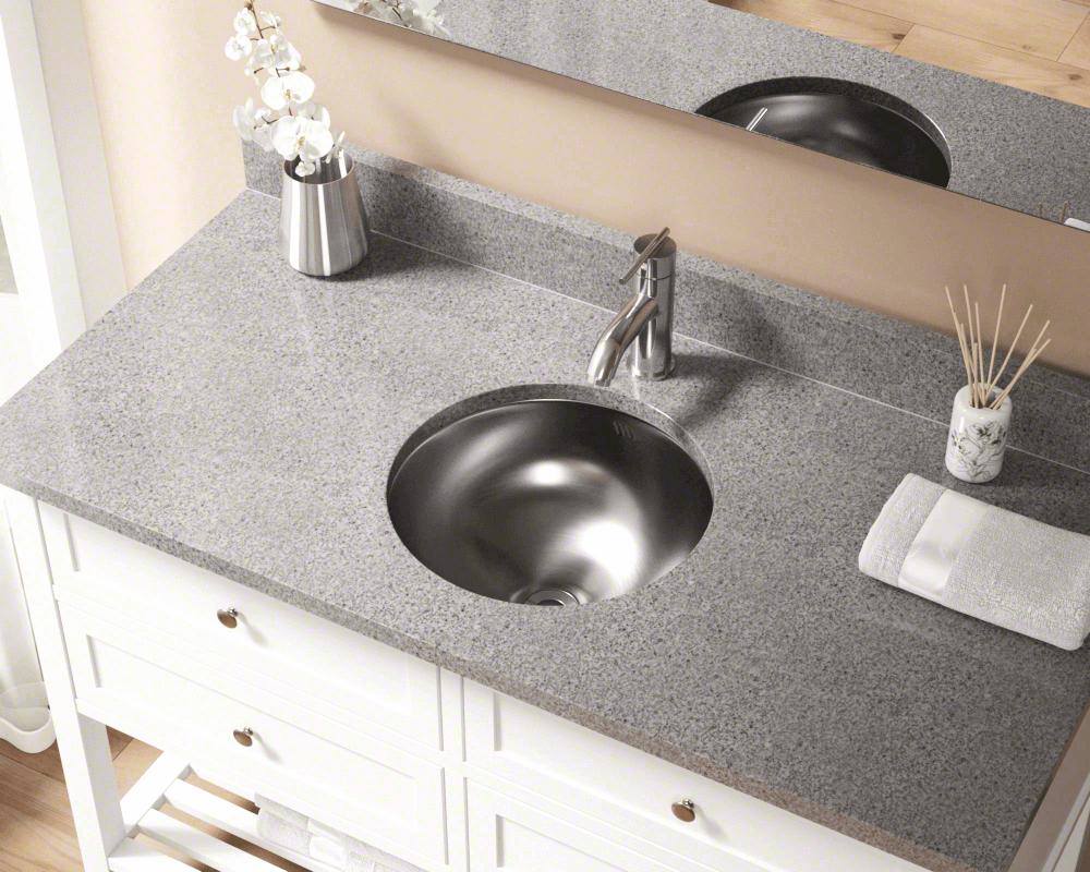 420 Stainless Steel Bathroom Sink