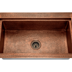 Copper Sink Kitchen Farm Table Stainless Steel Sinks And Faucets For Kitchens Baths 915