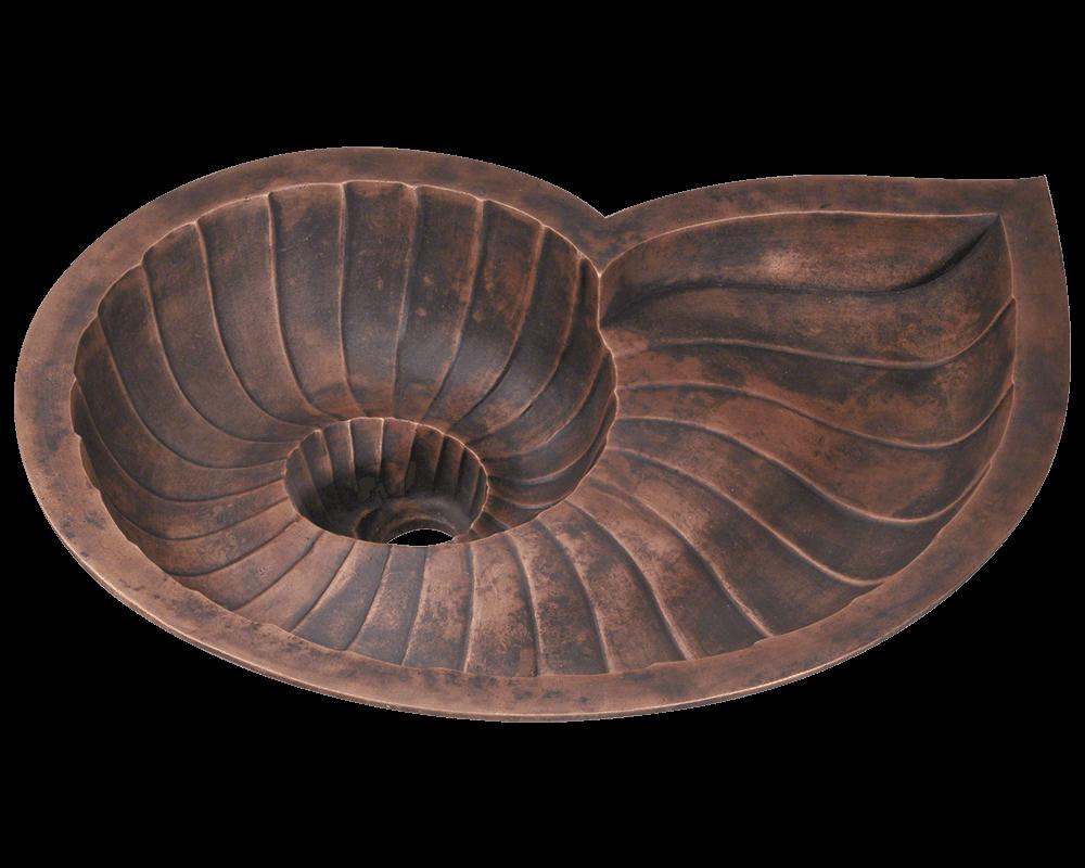957 Undermount Bronze Sink