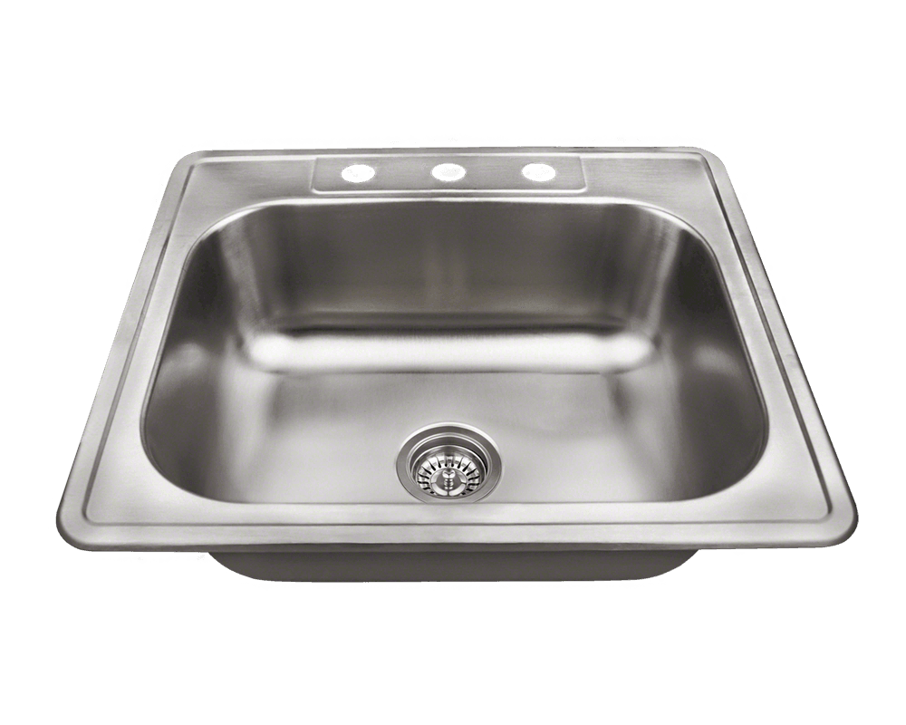 single bowl stainless kitchen sink living turbo convection oven us1038t topmount steel 4 80 5 reviews