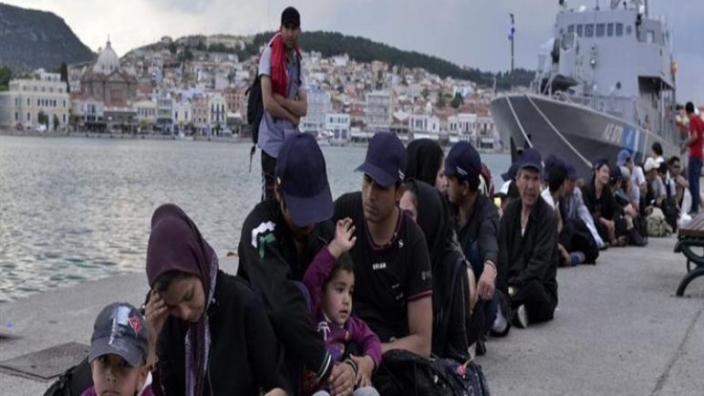 اليونان تعزز الحدود البحرية والبرية لأقصى درجة ممكنة بسبب تدفق المهاجرين من تركيا