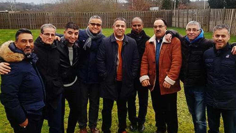 مؤسسة bibin تُشيد مقبرة إسلامية بهولندا