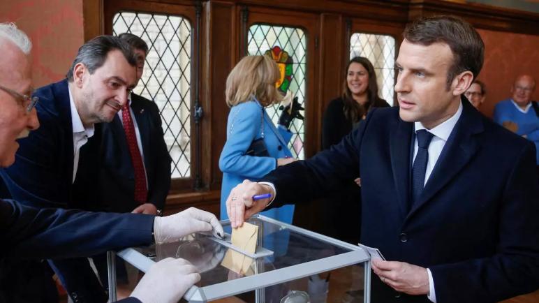 الانتخابات البلدية الفرنسية.. 38,77 في المائة نسبة المشاركة عند الساعة الخامسة مساء