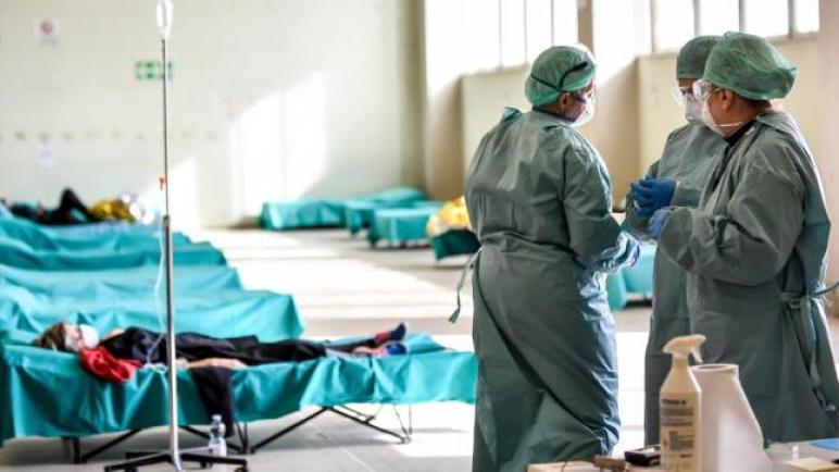 إيطاليا تسجل 368 حالة وفاة جديدة بكورونا خلال يوم واحد