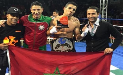 المغربي سفيان التعواطي يفوز على الروسي إرغالي أوربولاتوف