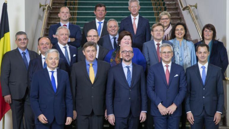 في مواجهة فيروس كورونا.. بلجيكا أضحت تتوفر أخيرا على حكومة كاملة الصلاحيات