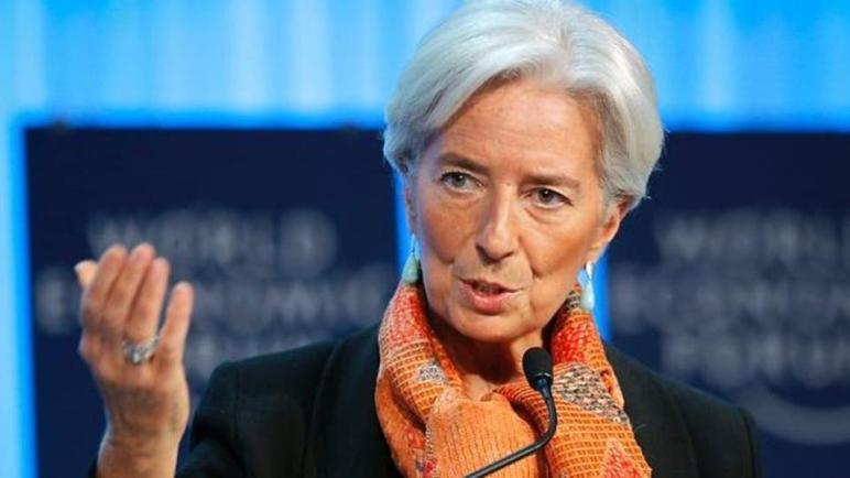 """مديرة البنك المركزي الأوروبي تتوقع انكماشا اقتصاديا """"كبيرا"""" في منطقة اليورو"""