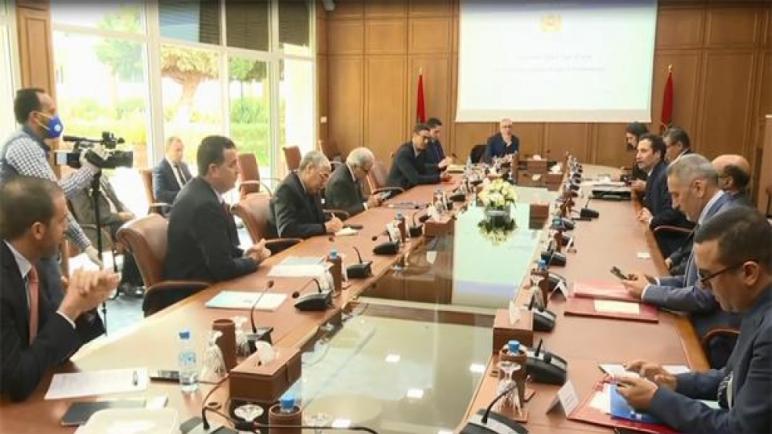 الإجراءات الرئيسية المتخذة من طرف لجنة اليقظة الاقتصادية لمواجهة تداعيات وباء فيروس كورونا