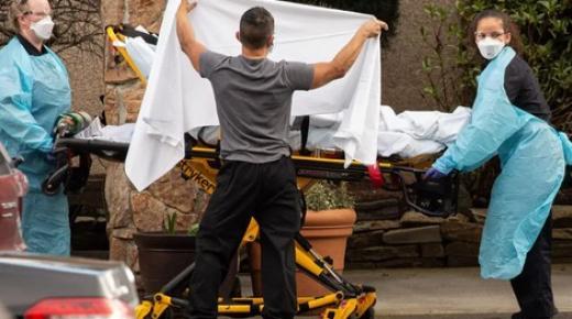 فرنسا تعلن تسجيل 78 وفاة جديدة بكورونا .. والإجمالي: 450